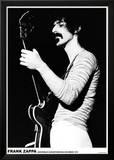Frank Zappa Amsterdam 1970 Poster