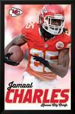Jamaal Charles Kansas City Chiefs Print