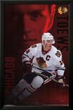 Jonathan Toews Chicago Blackhawks Poster