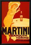 Martini and Rossi, Torino Plakater