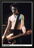 Sid Vicious-Atlanta 1978 Poster