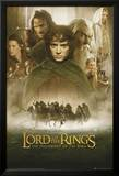 Lord of the Rings-Fellowship of the Ring Pósters