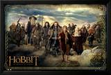 The Hobbit-Cast Prints