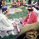 Hippies Foto