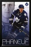 Maple Leafs - D Phaneuf 2010 Plakater
