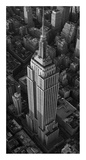 Empire State Building, NYC Affiche par Cameron Davidson