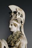 Varvakeion Athena Fotografía por Phidias