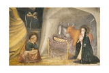 Nativity Print by Ferrer Bassa