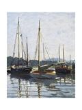Pleasure Boats, Argenteuil Posters by Claude Monet