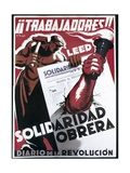 Republican Spanish Civil War Poster Posters by E. Vicente