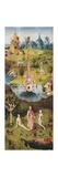 Garden of Earthly Delights Plakat af Hieronymus Bosch