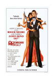 James Bond 007 – Octopussy Poster