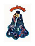 Woodstock Julisteet