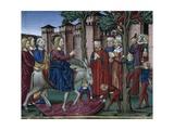 Stories of Saint Joachim Posters by Cristoforo de Predis
