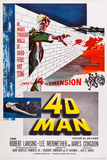 4D Man Posters