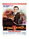 Goldfinger Affiches