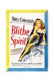 Blithe Spirit Art