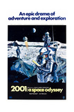 2001: A Space Odyssey (aka Two Thousand and One: a Space Odyssey) Posters