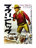Mclintock! Posters
