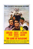 The Guns of Navarone Affischer