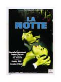 La Notte Posters