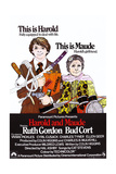 Harold and Maude Prints