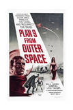 Plan 9 from Outer Space Plakat