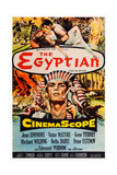 The Egyptian Posters