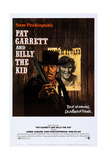 Pat Garrett and Billy the Kid Poster