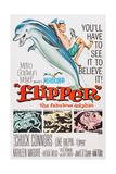 Flipper Posters