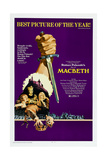 The Tragedy of Macbeth Pôsters