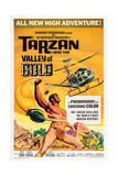 Tarzan and the Valley of Gold Poster
