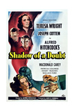 Shadow of a Doubt Posters