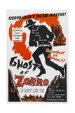 Ghost of Zorro Posters