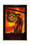 High Plains Drifter Posters