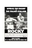 Rocky Plakater
