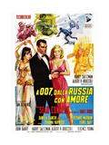 From Russia with Love (aka Desde Rusia Con Amor) Premium gicléedruk
