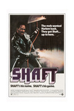Shaft – kivikova dekkari Julisteet