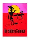 Der endlose Sommer Poster