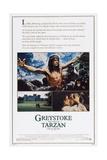 Greystoke: the Legend of Tarzan Poster