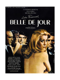 Belle de Jour, 1968 Julisteet