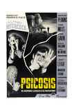 Psycho (aka Psicosis) Posters