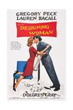 Designing Woman Plakat