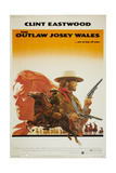 Josey Wales: O Fora da Lei Posters