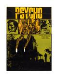 Psycho Plakater
