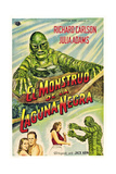 Creature from the Black Lagoon, 1954 Plakater