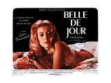 Belle de Jour, 1968 Posters