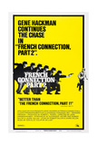 French Connection II, 1975 Art