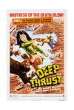 Deep Thrust Pôsters
