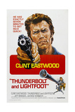 Thunderbolt and Lightfoot Art